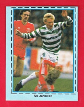 Glasgow Celtic Maurice Johnston Scotland